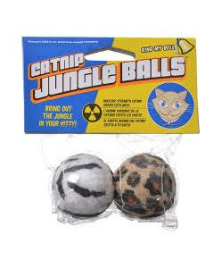 PETSPORT Jungle Balls 2Pck