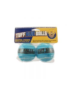 PETSPORT Tuff Ball 2Pk Blue, 7Cm