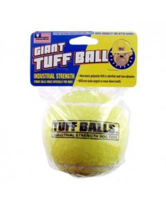 PETSPORT Tuff Ball Giant Squeak 1Pk 11 Cm