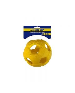 PETSPORT Turbo Kick Soccer Ball 2.5""
