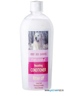 Pet Lovers Rinse Off Conditioner 200 ml