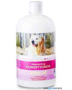 Pet Lovers Rinse Off Conditioner 1 Ltr