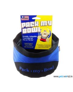 Petsport Pack my Bowl Dog Bowl Cover