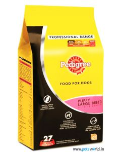 Pedigree Professional Puppy Large Breed Dog Food 3 Kg