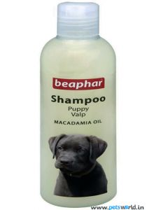 Beaphar Macadamia Oil Puppy Shampoo 250 ml