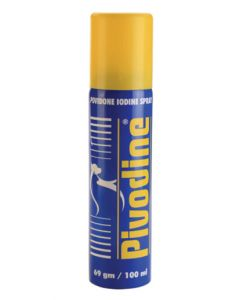 All4Pets Pivodine Iodine Spray 100 ml