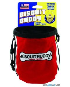Petsport Buddy Dog Treat Pouch for waist