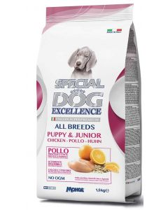Special Dog Excellence Puppy And Junior Dog Food 1.5 Kg