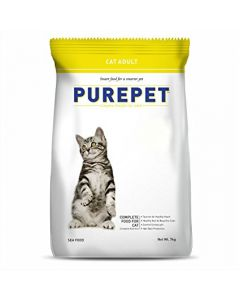 DROOLS Pure Pet Sea Food Cat Adult 7 Kg.