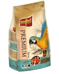 Vitapol Premium For Big Parrots 0.75 Kg