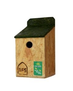 Nature Forever Sparrow And Tit Nest Box