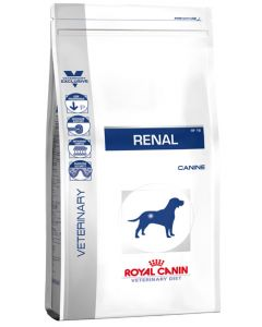 Royal Canin Veterinary Diet Dry Renal Dog Food 2 Kg