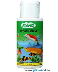 Rid All Anti Chlorine 120 ml