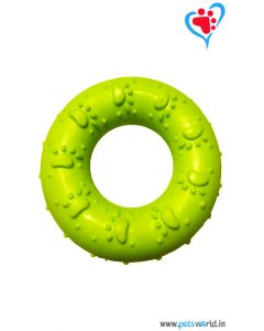 Petsworld Latex Ring Dog Toy