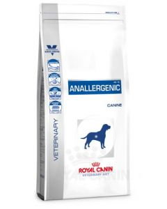 Royal Canin Veterinary Anallergenic Dog Food 3 Kg