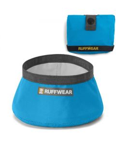 Ruffwear Trail Runner Bowl Blue Dusk Large