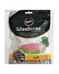 Gnawlers WiseBone Salmon With Lemon (S) 200 Gm
