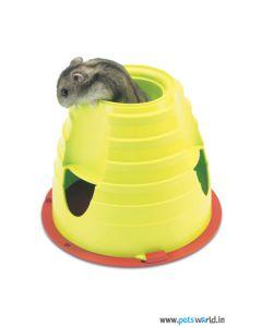 Savic Mini Play House For Dwarf Hamster And Mice