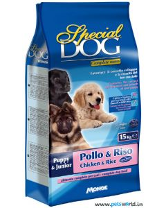 Special Dog Chicken And Rice Puppy Food 15 Kg