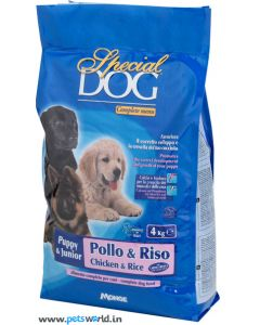 Special Dog Chicken And Rice Puppy Food 4 Kg