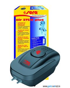 Sera Air 275 R Plus Fish Aquarium Air Pump