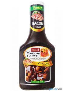 Sleeky Yummy Gravy Bacon Flavour 350 ml