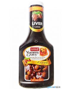 Sleeky Yummy Gravy Liver Flavour 350 ml