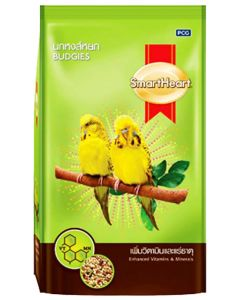 SmartHeart Bird Food Budgies 1 kg