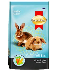 SmartHeart Rabbit Food Veggies And Cereals 1kg