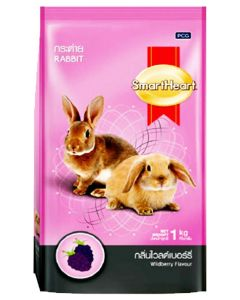 SmartHeart Rabbit Food Wildberry Flavour 1kg