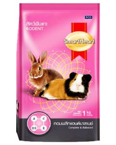SmartHeart Rodent Food Complete And Balanced Food 1kg