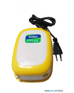 SOBO Aquarium Air Pump SB-9905