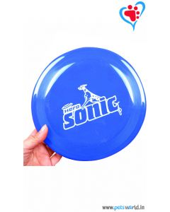 Petsworld Dog Frisbee Dog Toy - Blue