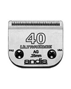 Andis 64076 UltraEdge Pet Clipper Blade AG Size 40