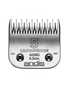 Andis 64079 UltraEdge Pet Clipper Blade AG Size 5