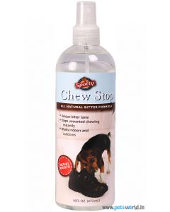 Spotty Chew Stop Training Spray 473 ml