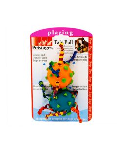 Petstages Twin Pull Dog Toy