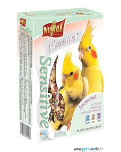 Vitapol Sensitive Food For Cockatiel 300 gms