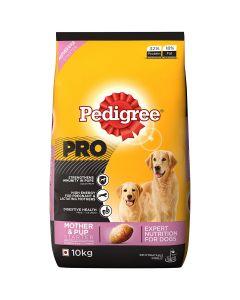 Pedigree Pro Mother & Pup Starter Dog Food 10 Kg