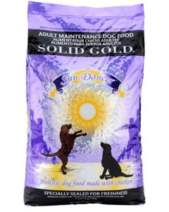 Solid Gold Sun Dancer Dog Food 1.8 Kg