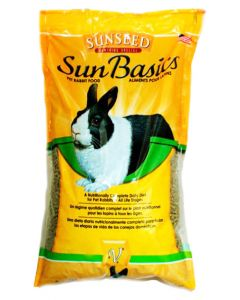 Sunseed Pet Rabbit Pellet Food 2.5 lbs