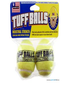 Petsport Tuff Balls Dog Toy 2 Pcs