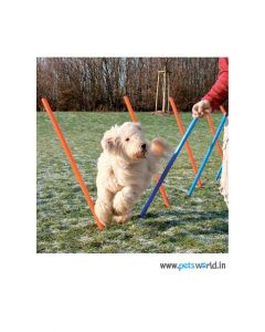 Trixie Dog Activity Agility Slalom (Weave Poles)