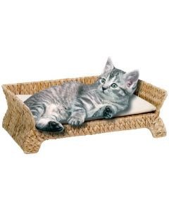 Karlie Banana Leaf Pet Sofa For Cats