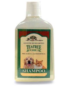 Tea Tree Oil Shampoo For Dogs and Cats 120 ml