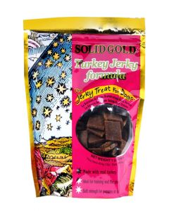 Solid Gold Turkey Jerky Formula Treat For Dogs 285 gms