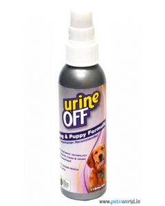 Urine Off Stain & Odour Remover For Dog & Puppy 118 ml