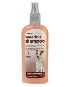 Petkin Waterless Shampoo Vanilla Coconut 250 ml