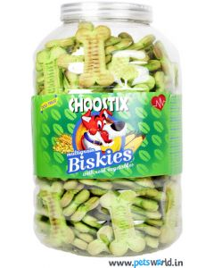 Choostix Real Vegetables Biskies 500 gms