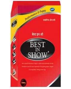 Venkys Best In Show Performance And Puppy Dog Food 15 Kg